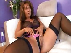 mature, stockings, milf,