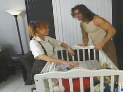 Lovely babysitter Dyna... video