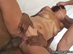handjob, blowjob, interracial,