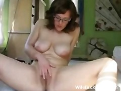 mom, amatuer, cougar, real, homemade,