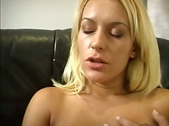 Thumb: 2 hot blondes and a bl...
