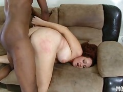 milf, big-black-cock, interracial