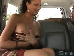 outdoors, milf, big-tits