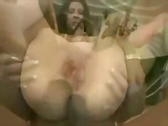Trixie Does Anal With A BBC