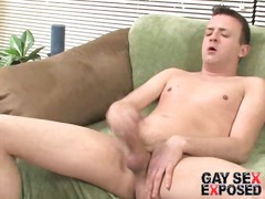 Red erotic solo gay ma... video