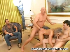 Hot Wife's Fuckfest video