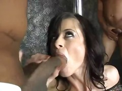 milf, blowjob, threesome, pornstar