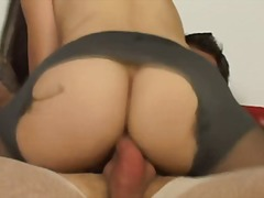 fetish, stockings, gangbang,