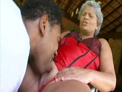 mom, tube, grandma, amatur, jerking