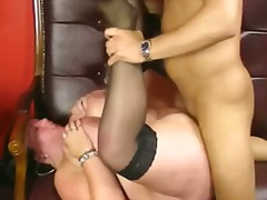 Chubby brunette with enorm... - 29:33