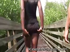 INTERRACIAL DREAM GIRL... video