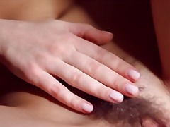 brunette, softcore, hairy,