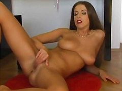 model, pussy-eating
