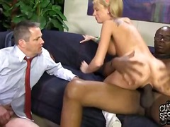 reality, blonde, tits, threesome,