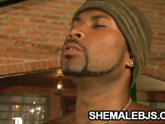 WinPorn Movie:Horny shemale showing her shem...