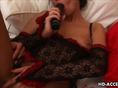 Xhamster Movie:Hottest lesbian session with R...