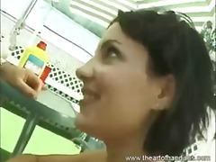public, hand-job, facial, teen,