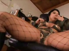 pussy-eating, milf, nylons, amateur