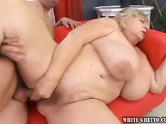 Mature chunky has some... video