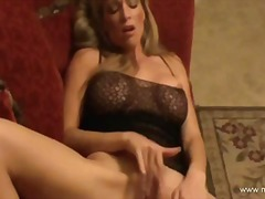couch, tits, blonde, milf, red-head,