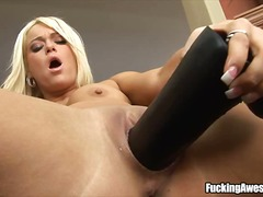 tits, pleasure, blonde, big-tits
