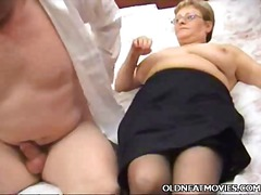 Over Thumbs Movie:Kay Dishes Out Her Mature Cunt
