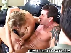 Wife Kylie Throat Fucked - 03:00