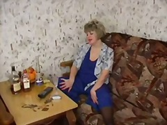 Xhamster - RUSSIAN MOM 19 mature with a young man