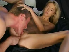 hardcore, big-boobs, milf, blonde, bed,