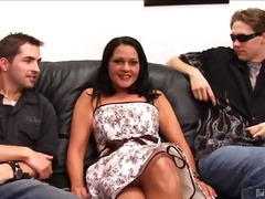 hardcore, cougar, 3some