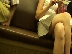 Yobt TV Movie:Mix of Upskirt clips from HQ U...