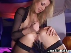 See: Gorgeous lesbos in fis...