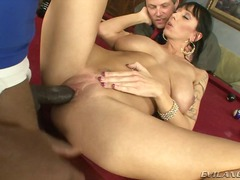 Huge tited Milf bans t...