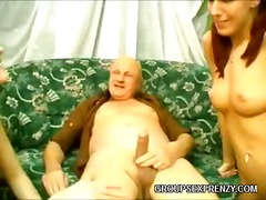 Cock Sharing Redheads video