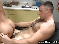 H2porn Movie:Gay soldier as a sexcrazed cow...