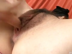Alpha Porno Movie:Blindfolded hottie fingered se...