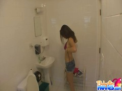 Yobt TV Movie:Kandi Kream uncovered at her h...