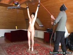 Yobt TV Movie:Suspension caning