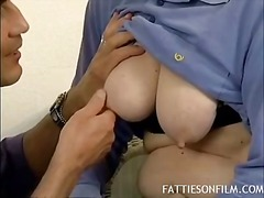 WinPorn Movie:Hot BBW Jenny Tugging a Cock