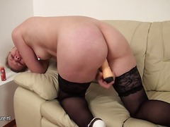 This mature pussy like... video