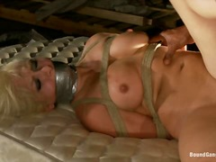 Hot Interracial Gangbang w... - 02:00