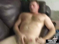 mature, guy, gay, masturbation,