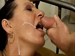 Xhamster Movie:Mature Facials Compilation 3