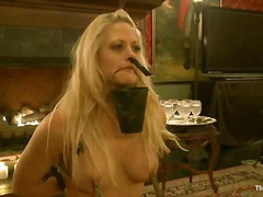 Over Thumbs Movie:Slave Review: Holly Heart on t...