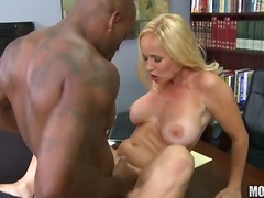 facial, big-tits, blonde, ass-to-mouth, milf, interracial, pornstar, babe, anal