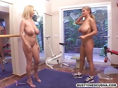 big-tits, blonde, cassandra