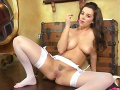 Yobt TV - Taylor vixen bride in ...