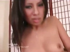 cum swallowing asian