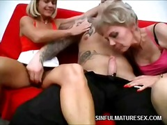 Older Women Threesome