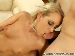 threesome, blonde, anal, hardcore